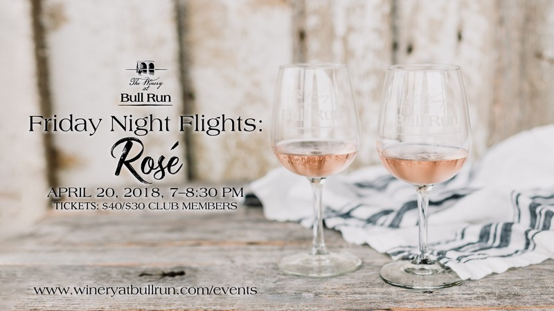 Friday Night Flights: Rose'
