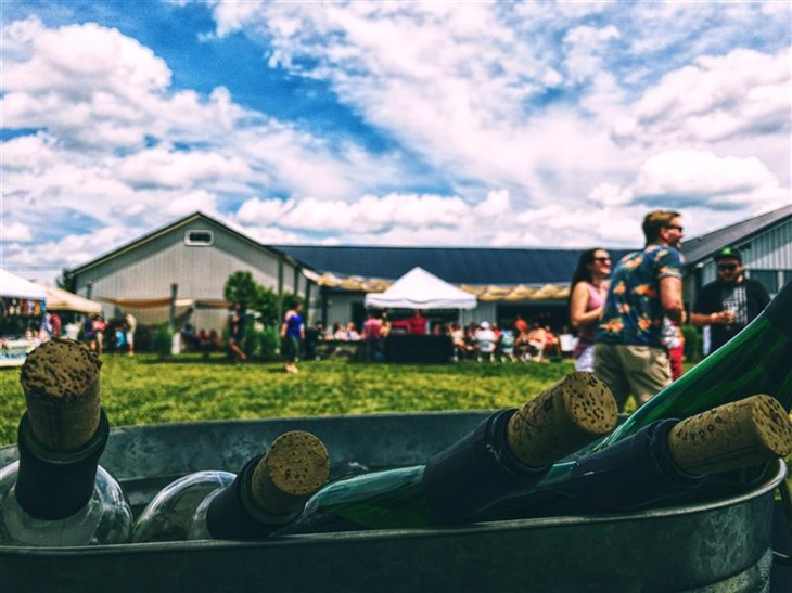 Labor Day Celebration at James Charles Winery