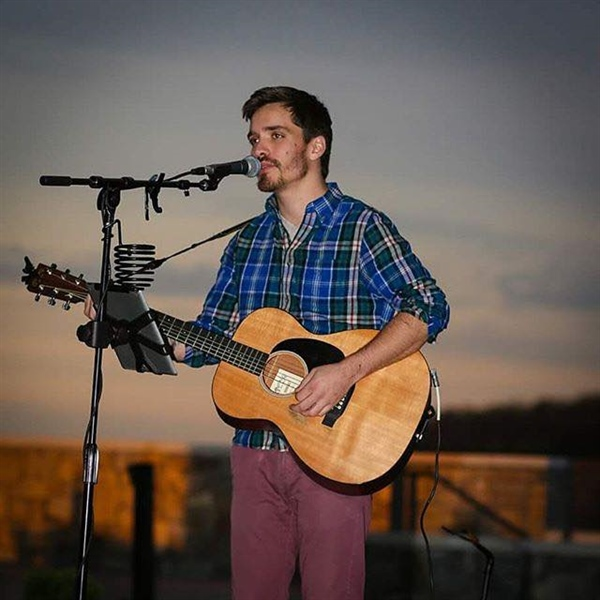 Live Music at Magnolia Vineyards with Andrew O'Day