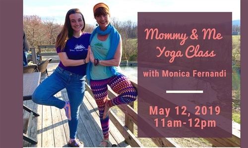 Mommy & Me Yoga Class