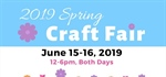 Spring Craft Fair at Desert Rose
