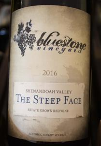 2016 Bluestone The Steep Face