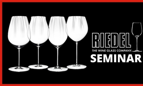 RESCHEDULED Riedel Seminar