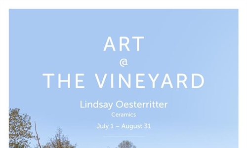 Art @ the Vineyard